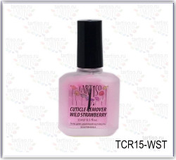 "Cuticle Remover TARTISO ""Wild Strawberry"", 15 мл"