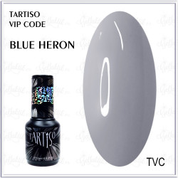 "Гель-лак TARTISO VIP CODE "" Blue Heron"", 15ml"