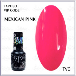 "Гель-лак TARTISO VIP CODE ""Mexican Pink"", 15ml"