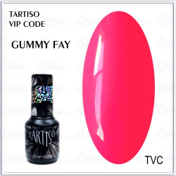 "Гель-лак TARTISO VIP CODE "" Gummy Fay"", 15ml"